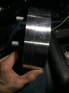 2 inch spacer/adapters- PUT FORD RIMS ON CHEVY/GM