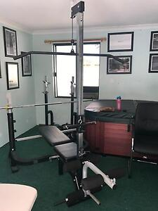 Home gym - multi function bench package Bibra Lake Cockburn Area Preview