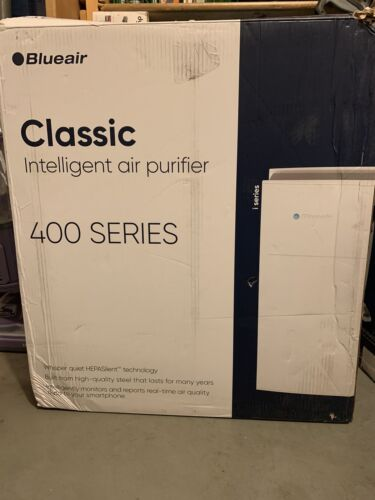 Blueair Classic 480i Air Purifier with DualProtection Filters