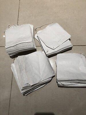 White Paper Sulphite Bag 5