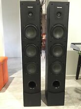 Linkman tower & bookshelf speakers