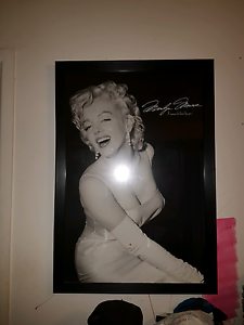 Large Marilyn Framed Print Wheelers Hill Monash Area Preview