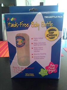 Hands free bottle Zetland Inner Sydney Preview