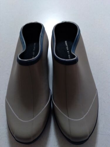 Martha By Mail Womens Garden Shoes Size 6 - Tan - $11.99