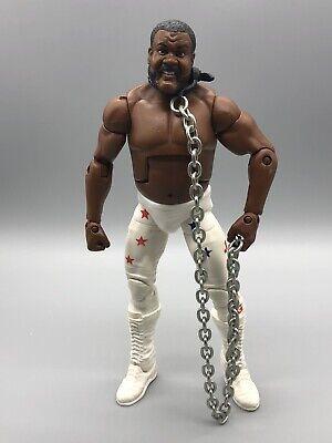 WWE WWF Mattel Elite 33 Junk Yard Dog Figure JYD Wrestling Action Figure