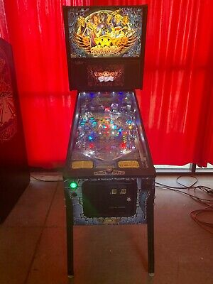 Aerosmith Pinball Machine by Stern **PRO** Edition