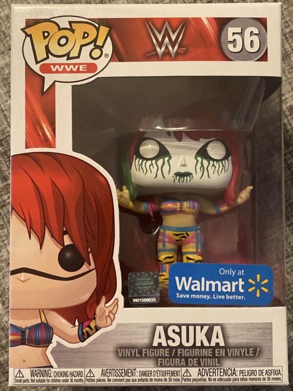 Asuka Funko Pop Vinyl WWE 2018 Summer Convention Exclusive SDCC