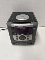 1999 Audiovox CD1162 Am/fm Alarm Clock Radio CD Player August Tested Works