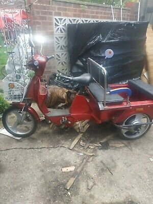 ELECTRIC ADULT TRICYCLE TRIKE FAMILY CHILD SEATS SHOPPER CARGO WORKING PROJECT.