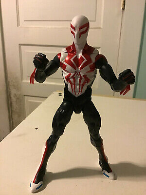 marvel legends spider-man 2099 loose hasbro