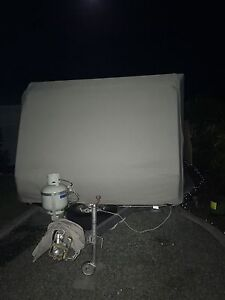 JAYCO ESPANDA LIGHT CANVAS WEATHER COVER 16.49 Byford Serpentine Area Preview