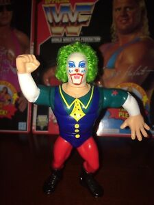WWF Hasbro Doink The Clown Prototype