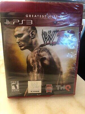 Usado, W'12 WWE 2012 Wrestling 2012 Playstation 3 PS3 Wrap Damaged comprar usado  Enviando para Brazil