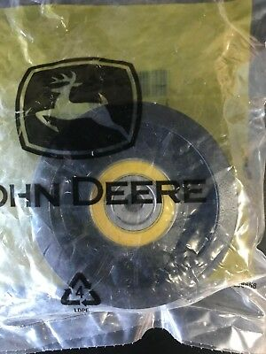 JOHN DEERE ORIGINAL EQUIPMENT FLAT IDLER PULLEY (AM121970)