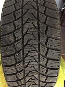 Winter tire set new used 2 months only !! 299$ must go fast !!