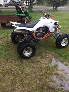 2004 yfz450 with papers!