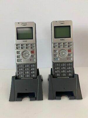 Nec Mh240 Wireless Ip Cordless Phone 690015 - Refurbished