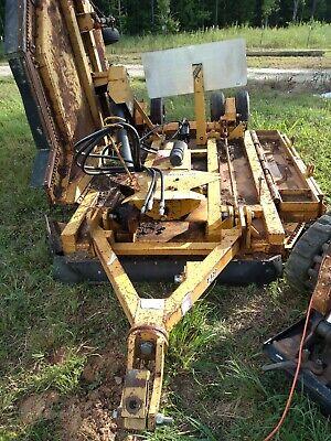 Bush Whacker 10 Foot Batwing Bush Hog Mower St120