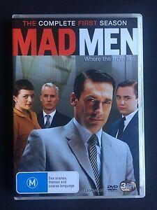 Mad Men Season 1 Lalor Whittlesea Area Preview