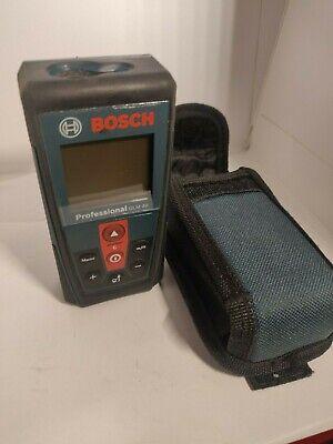 Bosch GLM 40 Professional Laser Measurer w/ soft pouch