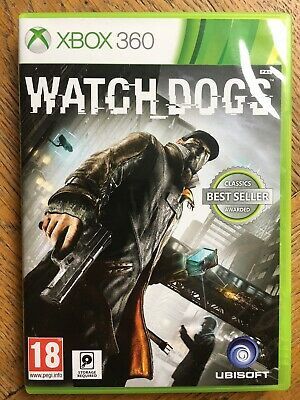 Watch Dogs Classic Best Seller Edition (open box) - Xbox 360 UK (Best Boxing Game Xbox 360)
