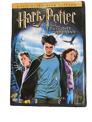 Harry Potter and the Prisoner of Azkaban (DVD, 2004, 2-Disc Set, Widescreen)