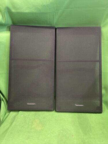 2 X Pair Technics SB-L51 Front Grills Covers Excellent Condition  - $46.00
