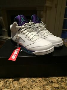 Air Jordan 5 Grapes Size 7