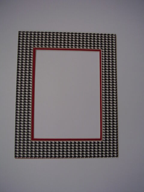 Picture Frame Mat 11x14 for 8x10 Photo Alabama Crimson Tide ...