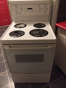 24 inch apartment size stove