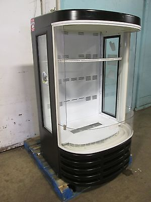 Beverage Air Bz16ge Commercial Refrigerated Lighted Open Beverage Merchandiser