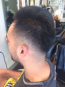 Need free hair cut for men/when Sydney City Inner Sydney Preview