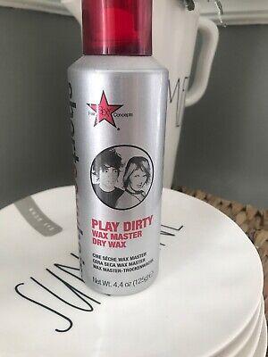 Short Sexy Hair Play Dirty (short Sexy Hair Play Dirty Wax Master Dry Wax 4.4 oz 125 Ml New )
