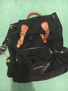 Burberry medium rucksack bag Maribyrnong Maribyrnong Area Preview