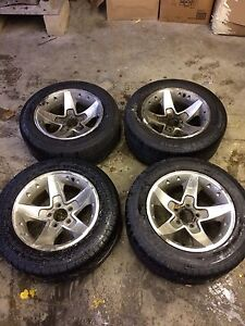 S10 rims and tires