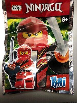 Lego Ninjago Kai Mini Figure Polybag