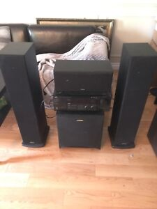 Home theater - 5.1