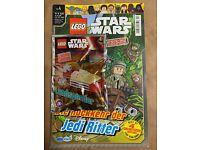 11I2 Landspeeder Lego Star Wars Magazin Comic Nr 4 Neu