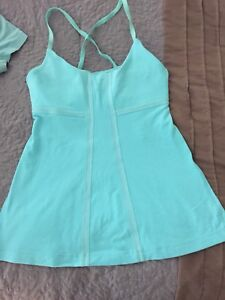 Lululemon tank tops and tshirts - great condition