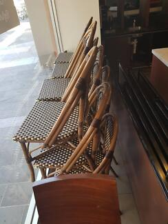 Cafe Restaurant Chairs / Commercial Chairs Melbourne CBD Melbourne City Preview