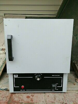Quincy Lab Model 10gc Oven Medical Professional Used