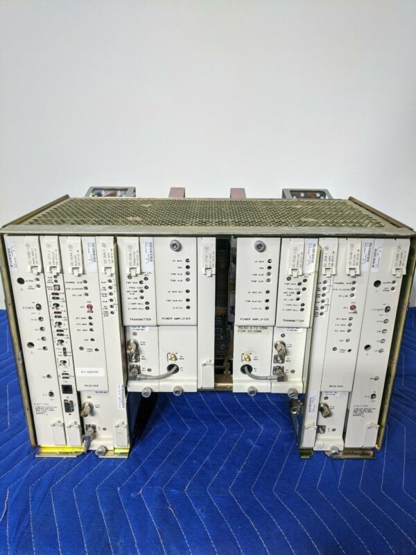 Alcatel MDR-8000 w/ 12 Modules