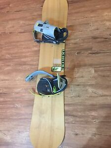 Snowboard/Bindings/Boots