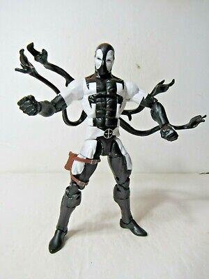 "Marvel Legends Spiderman Back in Black Series Venom Symbiote Deadpool 6"" figure"