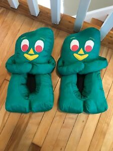 Gumby Slippers