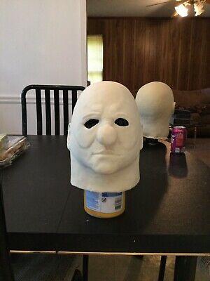 Michael Myers Emmett Kelly concept killer Kelly raw latex pull mask](Kelly Michael Halloween)