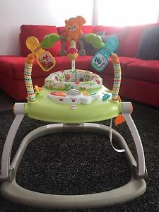 Fisher Price Woodland Friends Space Saver Jumperoo Wellard Kwinana Area Preview