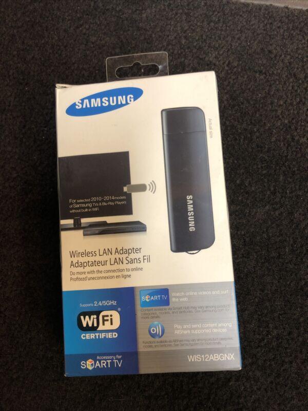 Samsung Wireless LAN Adapter WIS12ABGNX
