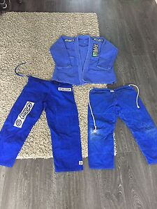 Assorted Men's Jiu Jitsu gi's - Like New Condition