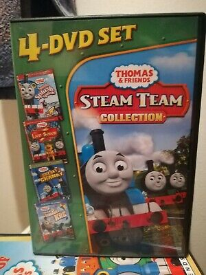steam team collection Thomas and friends DVD
